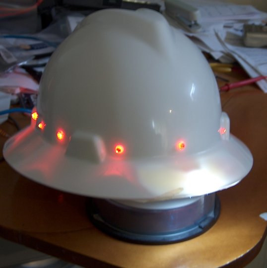 Clip On Hard Hat Lights Msa Hard Hat Light Pictures to Pin on Pinterest - PinsDaddy